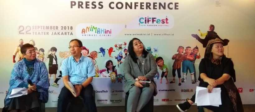 Animakini Tingkatkan Industri Dan Ekonomi Kreatif Bidang Animasi