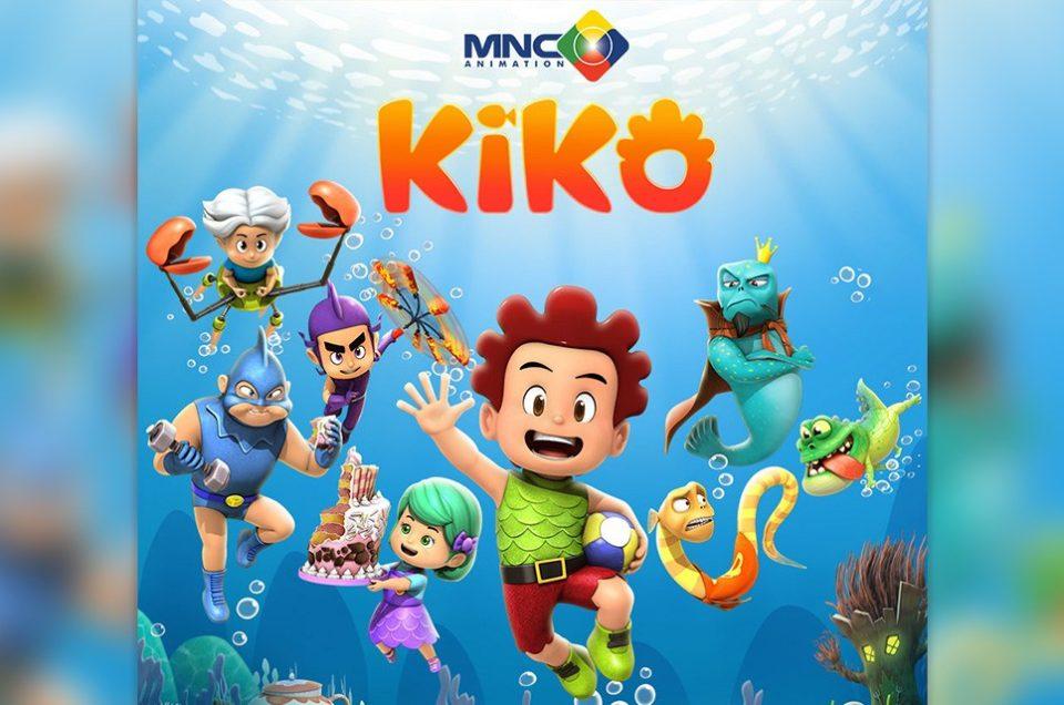 MNC Animation Kenalkan Dunia Animasi di Animakini