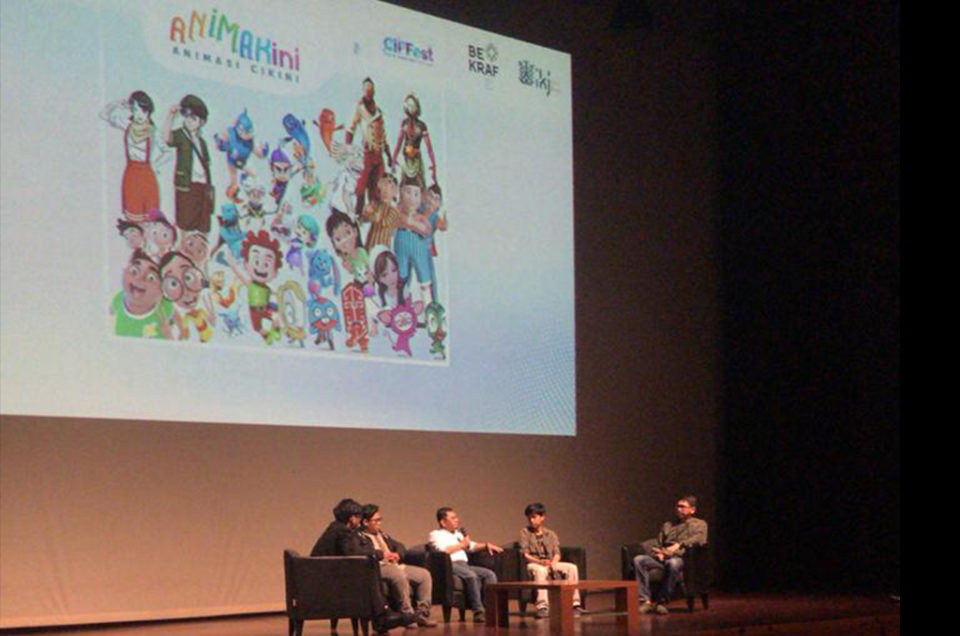 Animasi dan Berbagi di Animakini