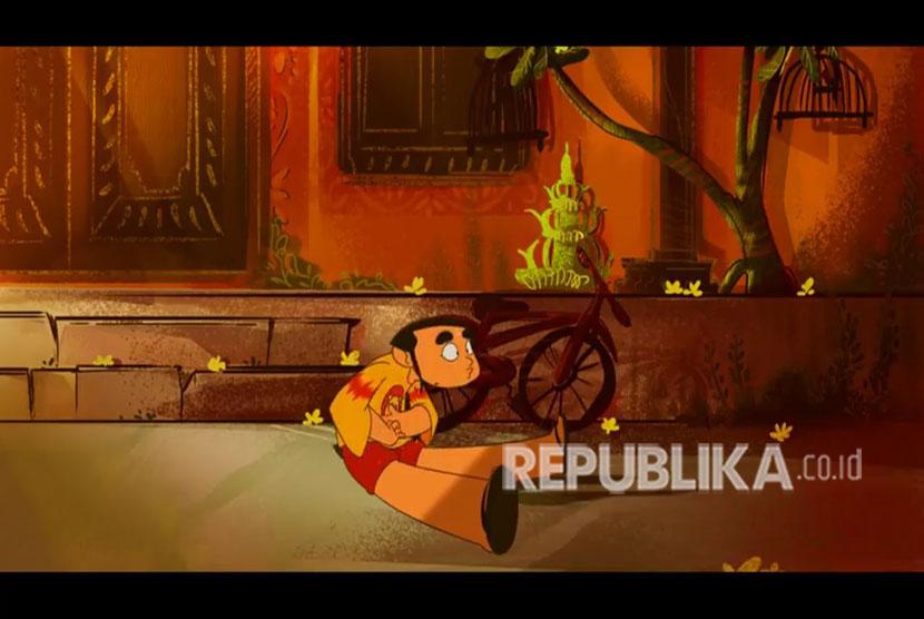 """SMK Jadi """"Tulang Punggung"""" Industri Animasi Indonesia"""