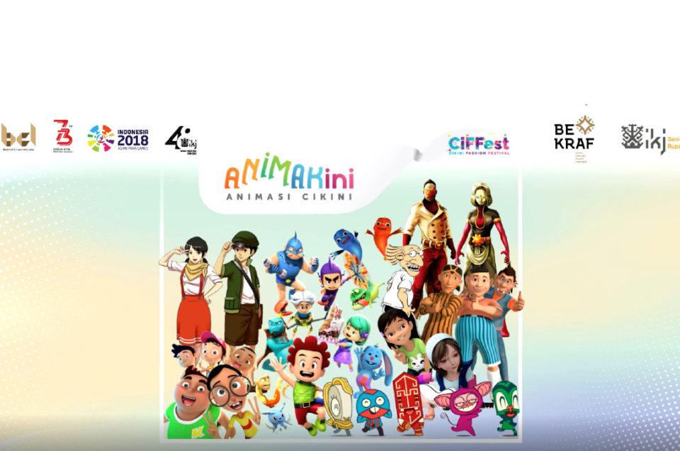 Laporan Infografis Animakini 2018