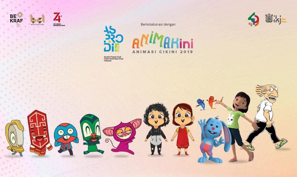 Call For Paper Seminar Nasional Animasi & Media Visual