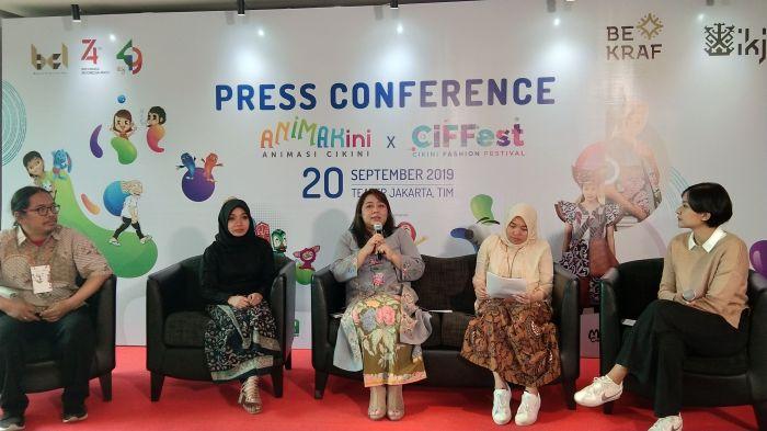 IKJ Gandeng Bekraf Gelar CiFFest 2019