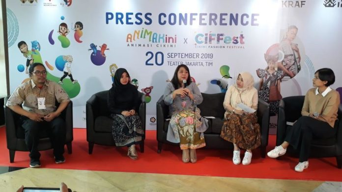Gandeng BCL, Fakultas Seni Rupa IKJ Gelar CiFFest dan Animakini 2019